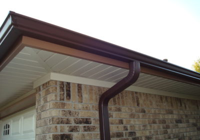 Seamless Gutters - Quality Builders LTD